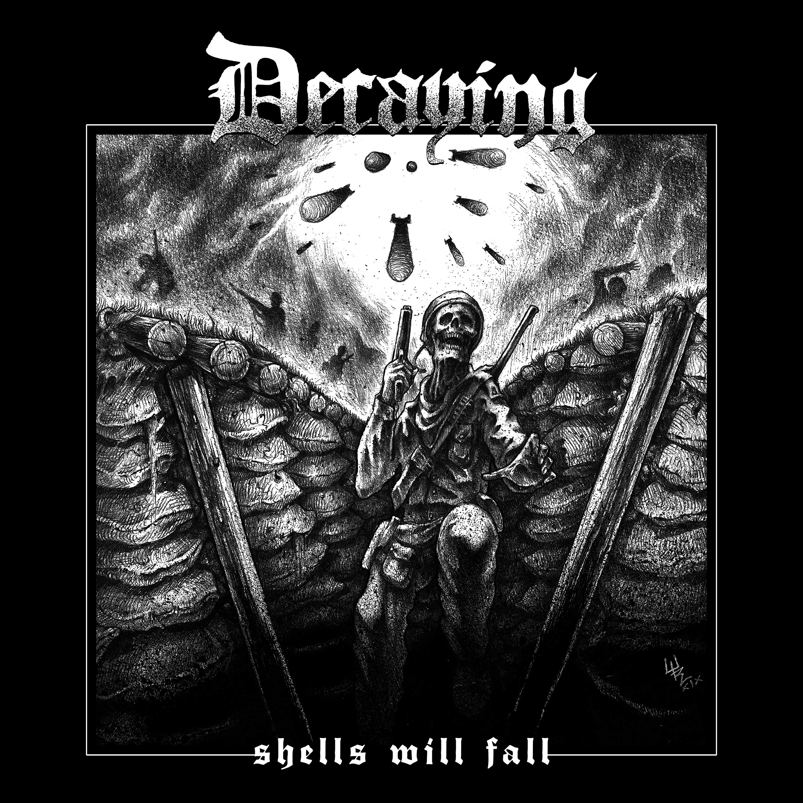 Decaying - Shells Will Fall (2020) [FLAC] Download