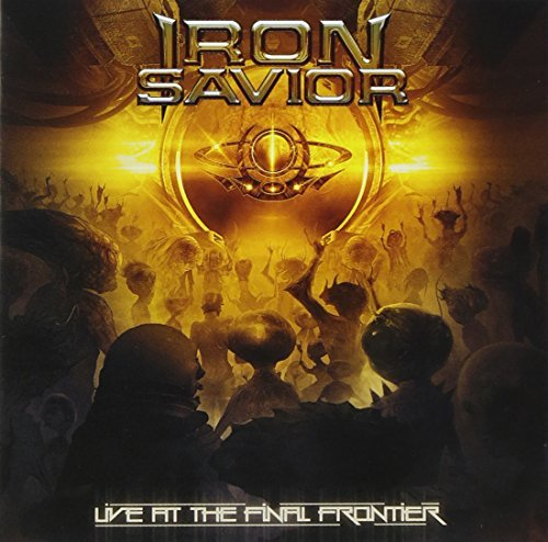 Iron savior – Live At The Final Frontier (2015) [FLAC]