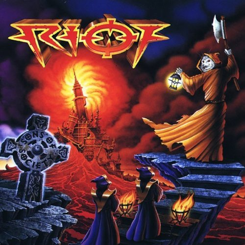 Riot - Sons Of Society (2017) [FLAC] Download