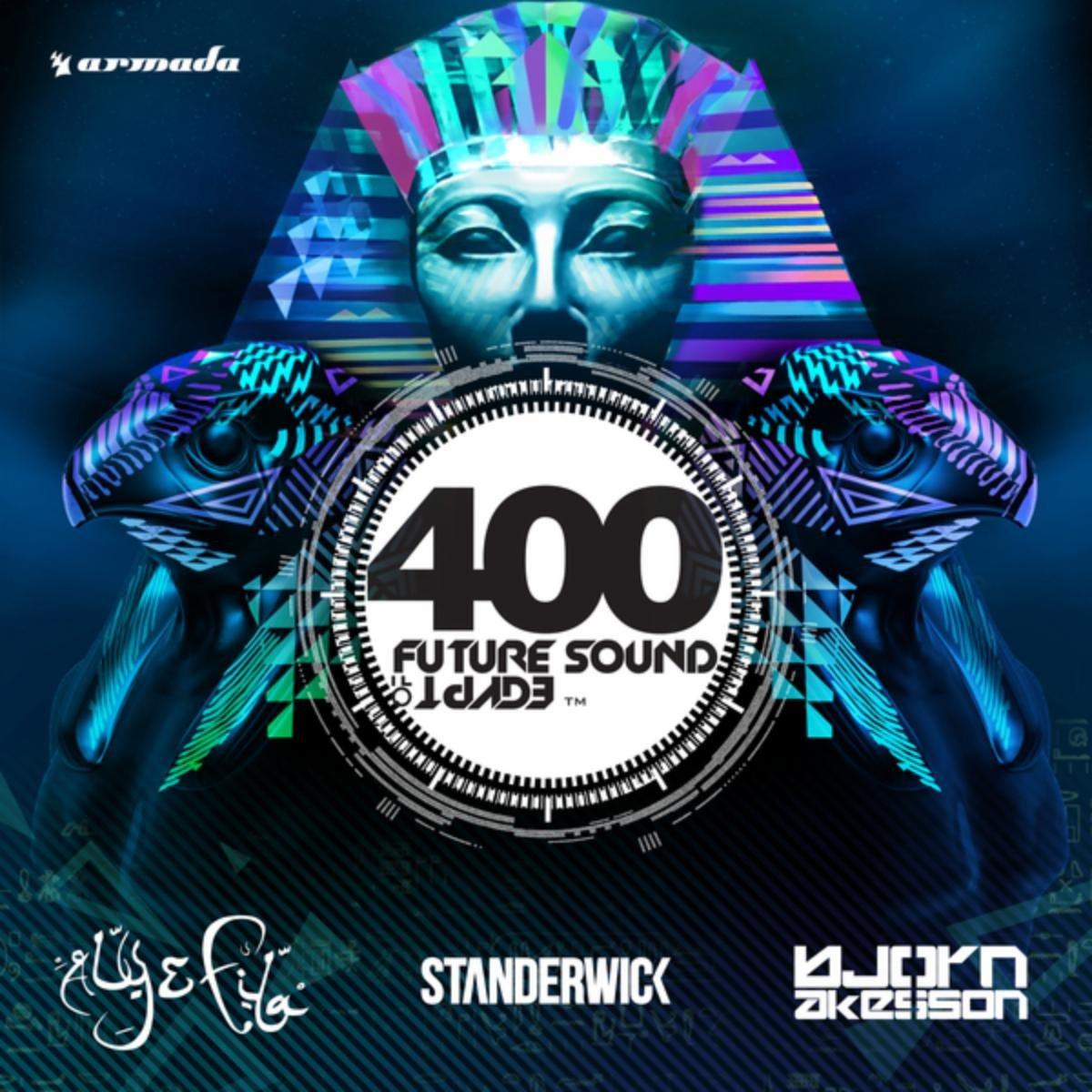 VA – Future Sound Of Egypt 400  Aly & Fila, Standerwick, Bjorn Akesson (2015) [FLAC]