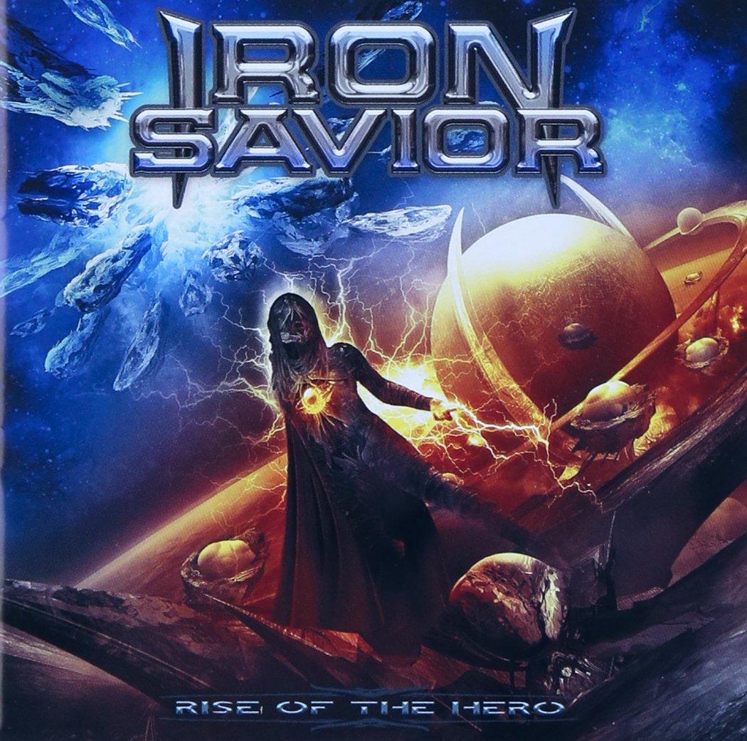 Iron Savior - Rise Of The Hero (2014) [FLAC] Download