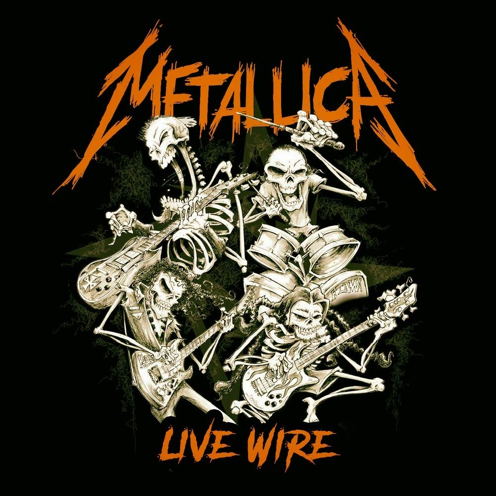 Metallica - Live Wire (2020) [FLAC] Download