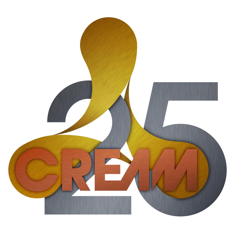VA - Cream 25 (2017) [FLAC] Download