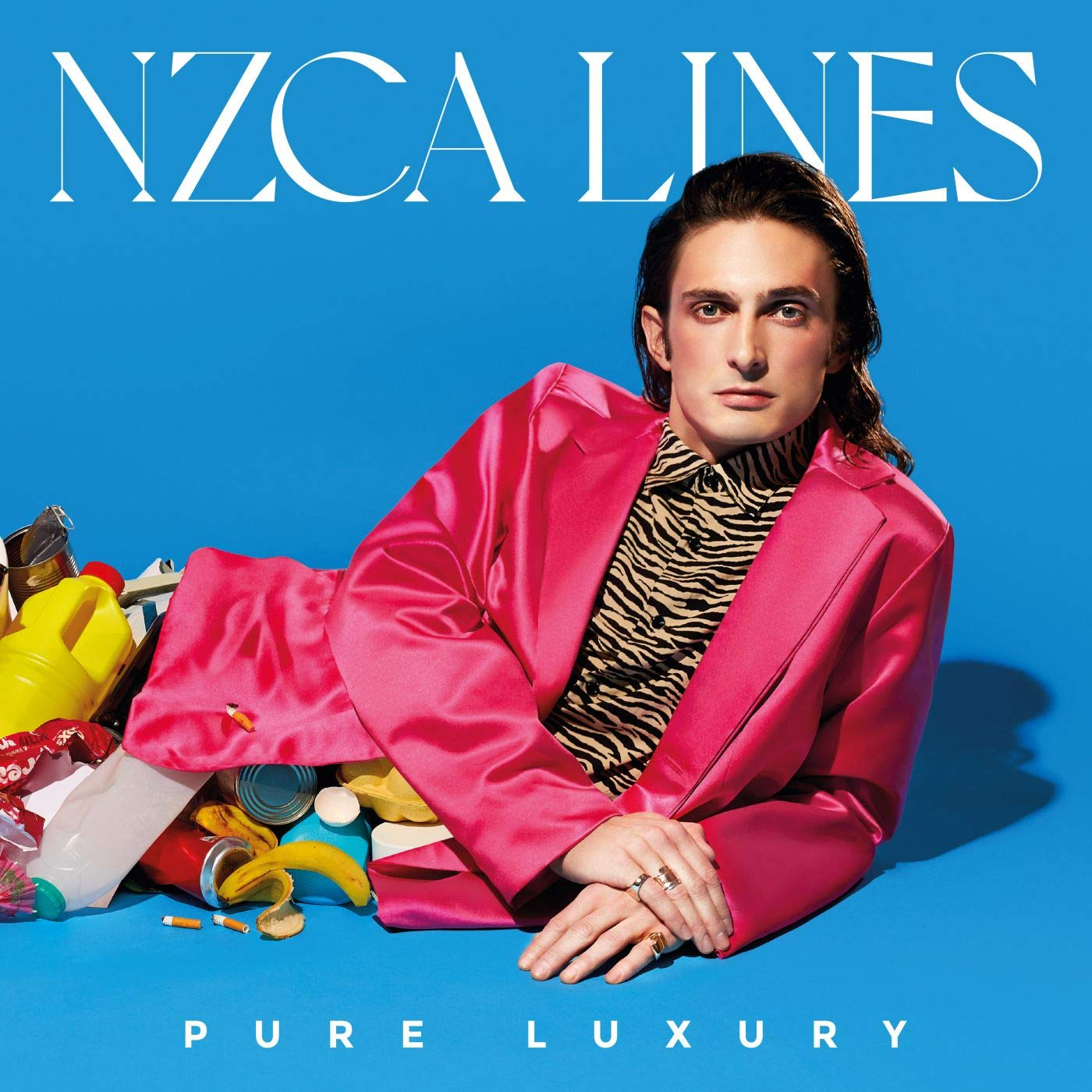 NZCA Lines - Pure Luxury (2020) [FLAC] Download