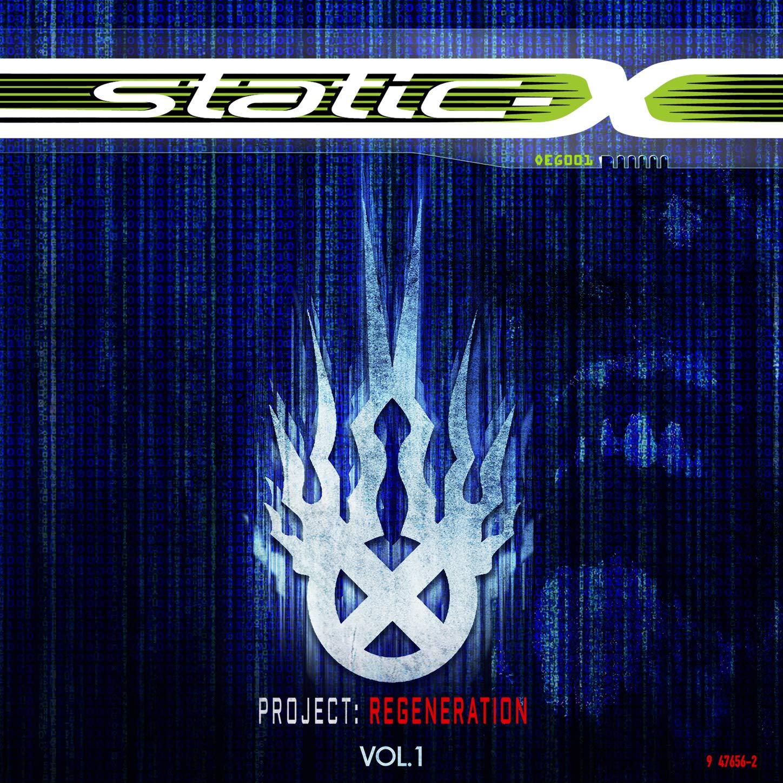 Static-X - Project: Regeneration Vol.1 (2020) [FLAC] Download