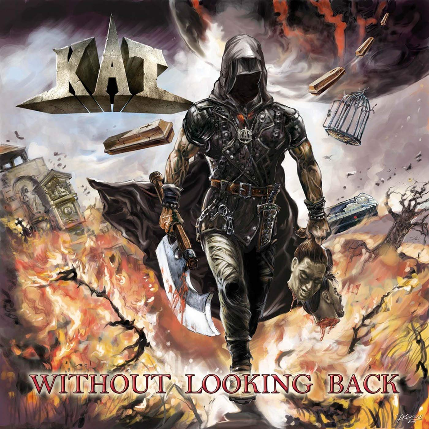 KAT - Without Looking Back (2019) [FLAC] Download