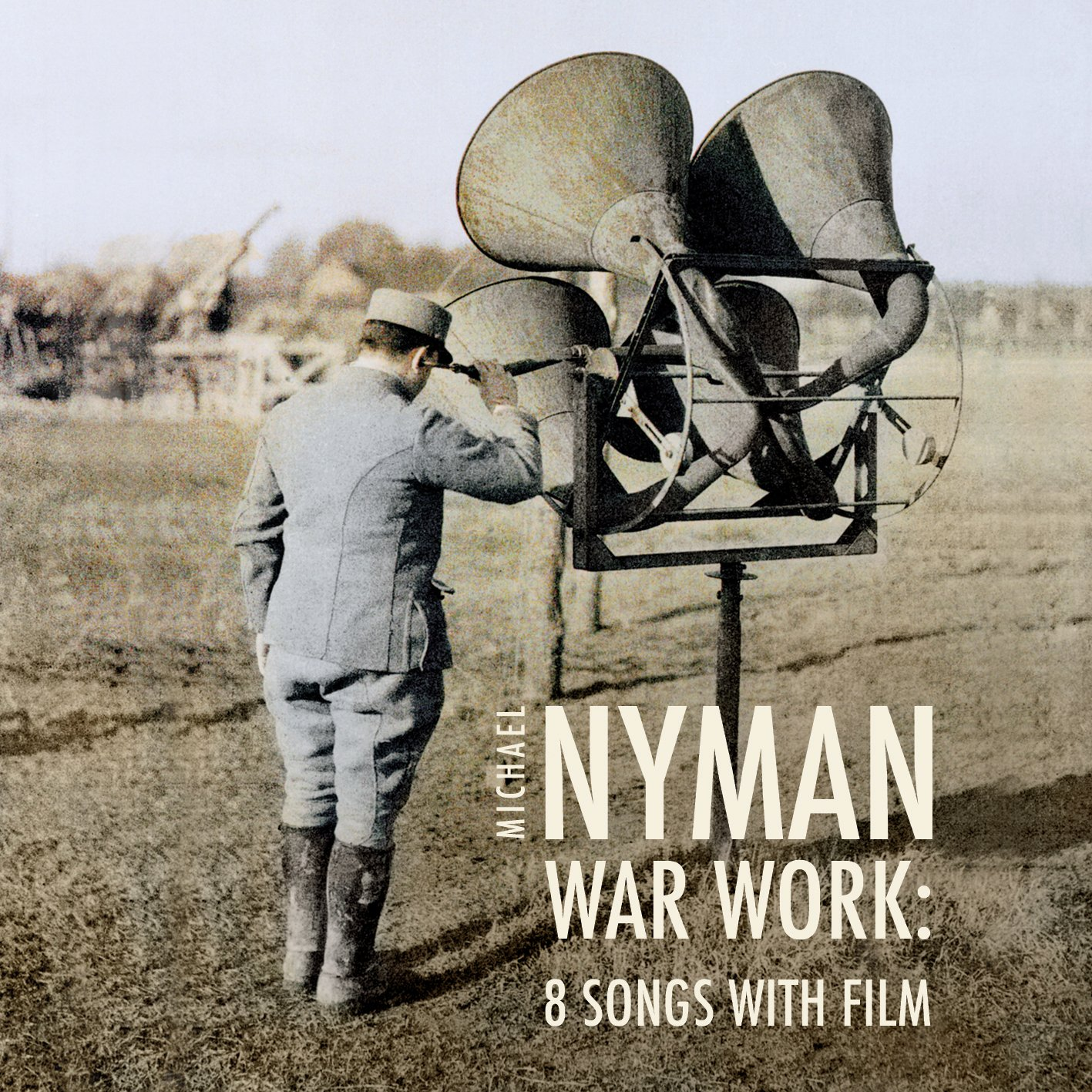 Michael Nyman – War Work Eight Songs With Film (2015) [FLAC]
