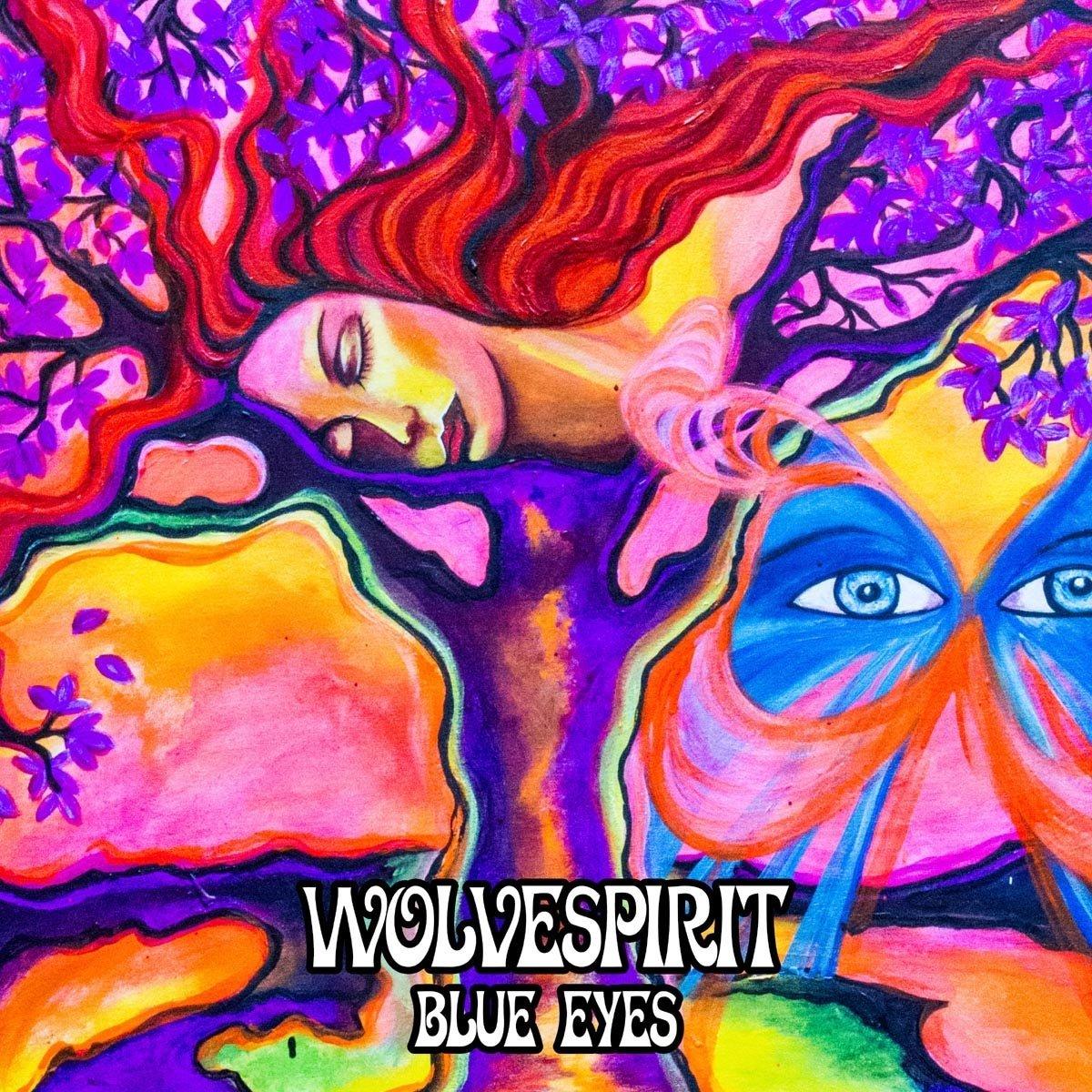 Wolvespirit - Blue Eyes (2017) [FLAC] Download