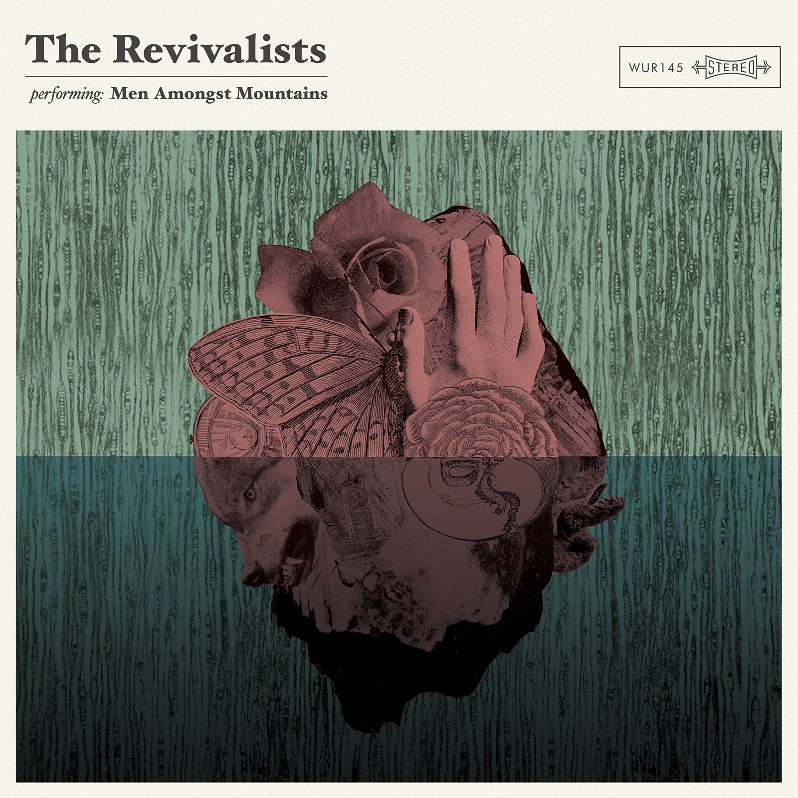 The Revivalists - Men Amongst Mountains (2015) [FLAC] Download