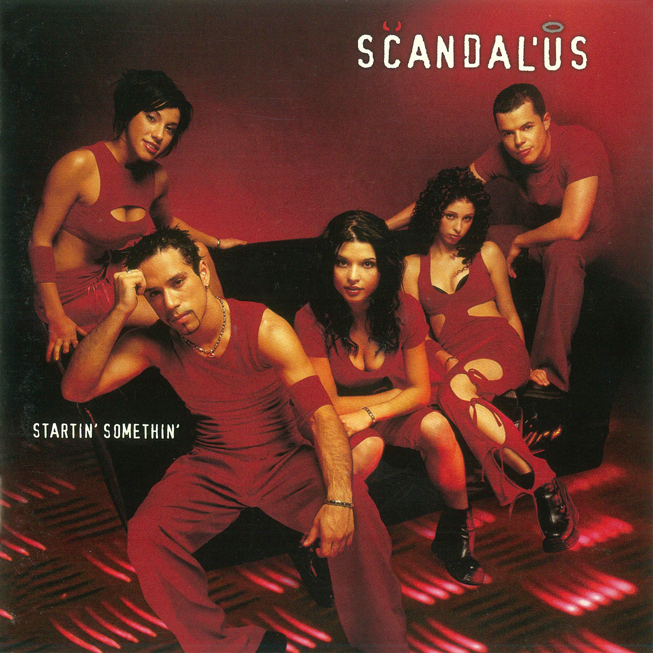 Scandal'Us - Startin' Somethin' (2001) [FLAC] Download