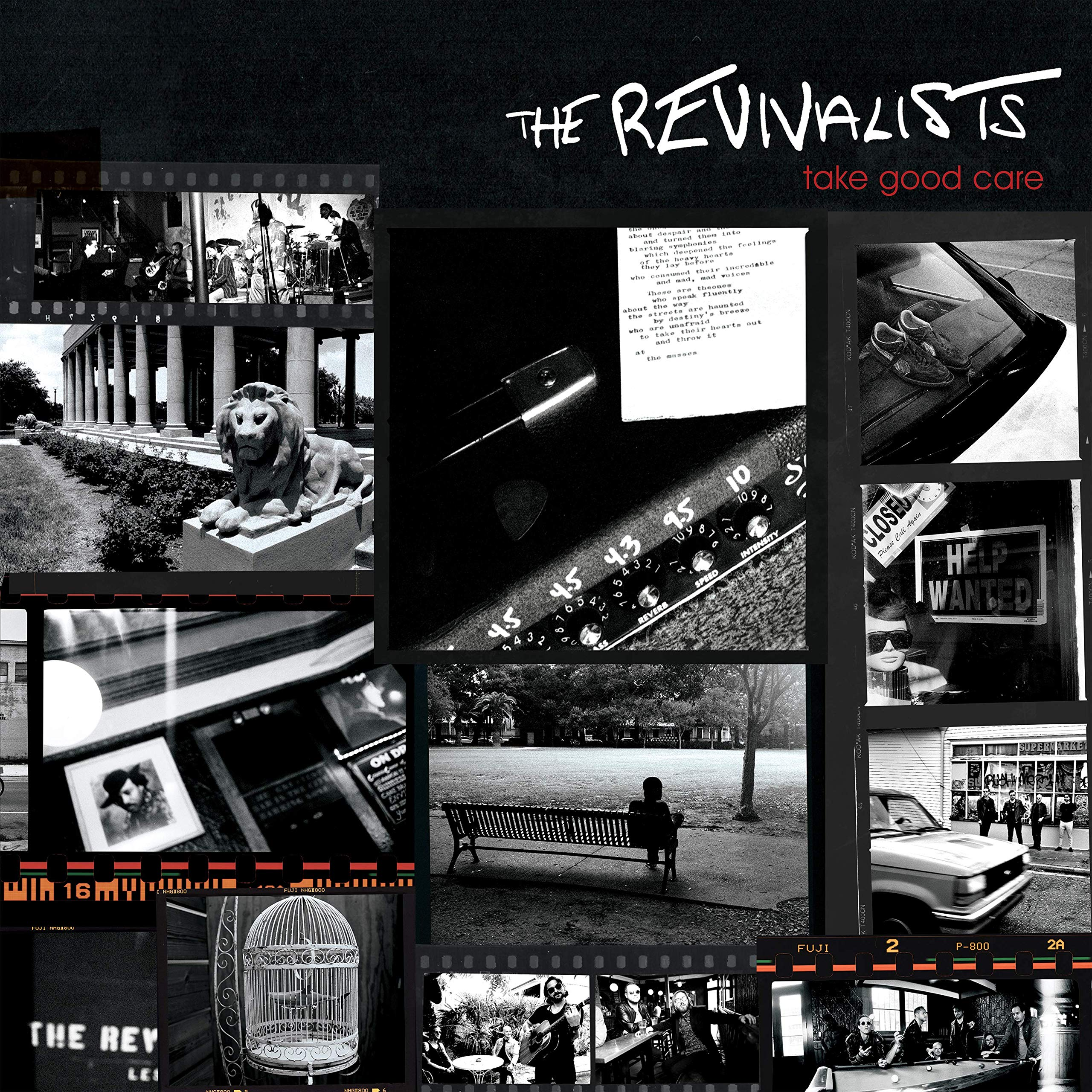 The Revivalists - Take Good Care (2018) [FLAC] Download