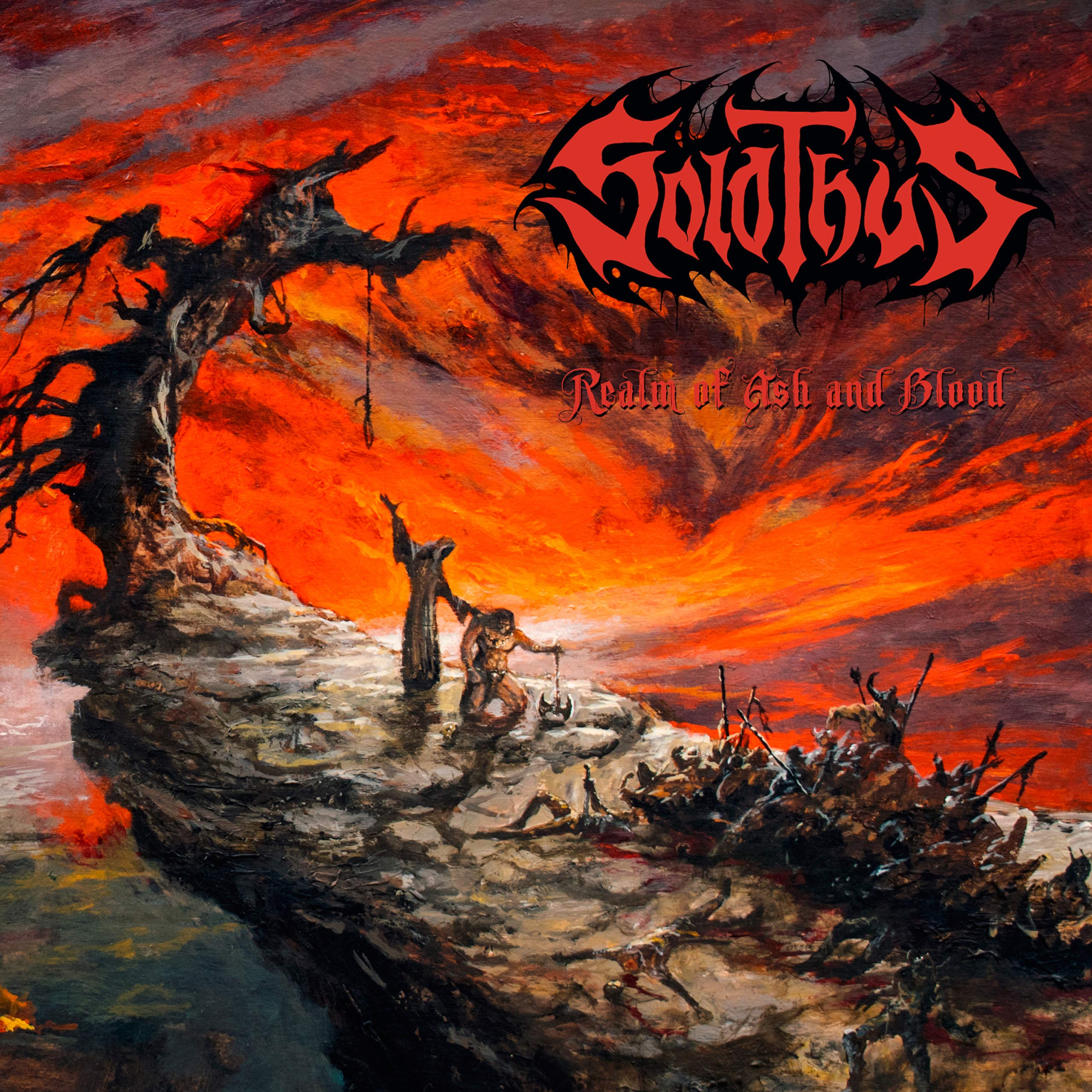 Solothus - Realm of Ash and Blood (2020) [FLAC] Download
