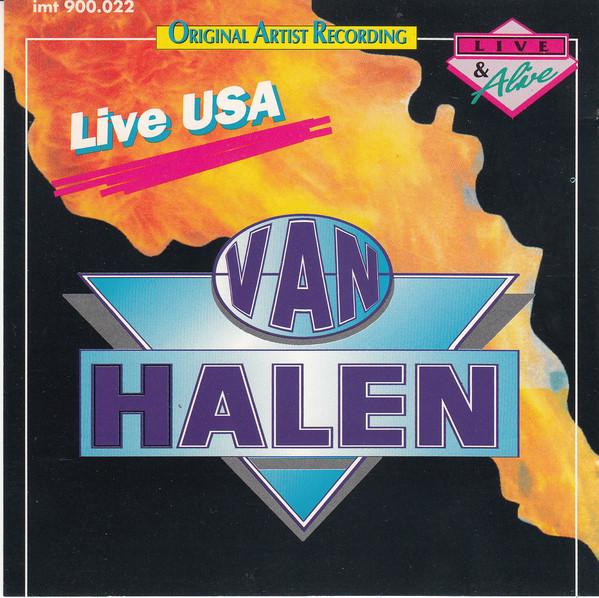 Van Halen - Live USA (1990) [FLAC] Download