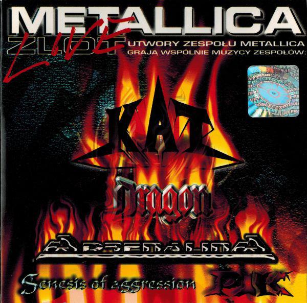KAT - Metallica Zlot (2013) [FLAC] Download