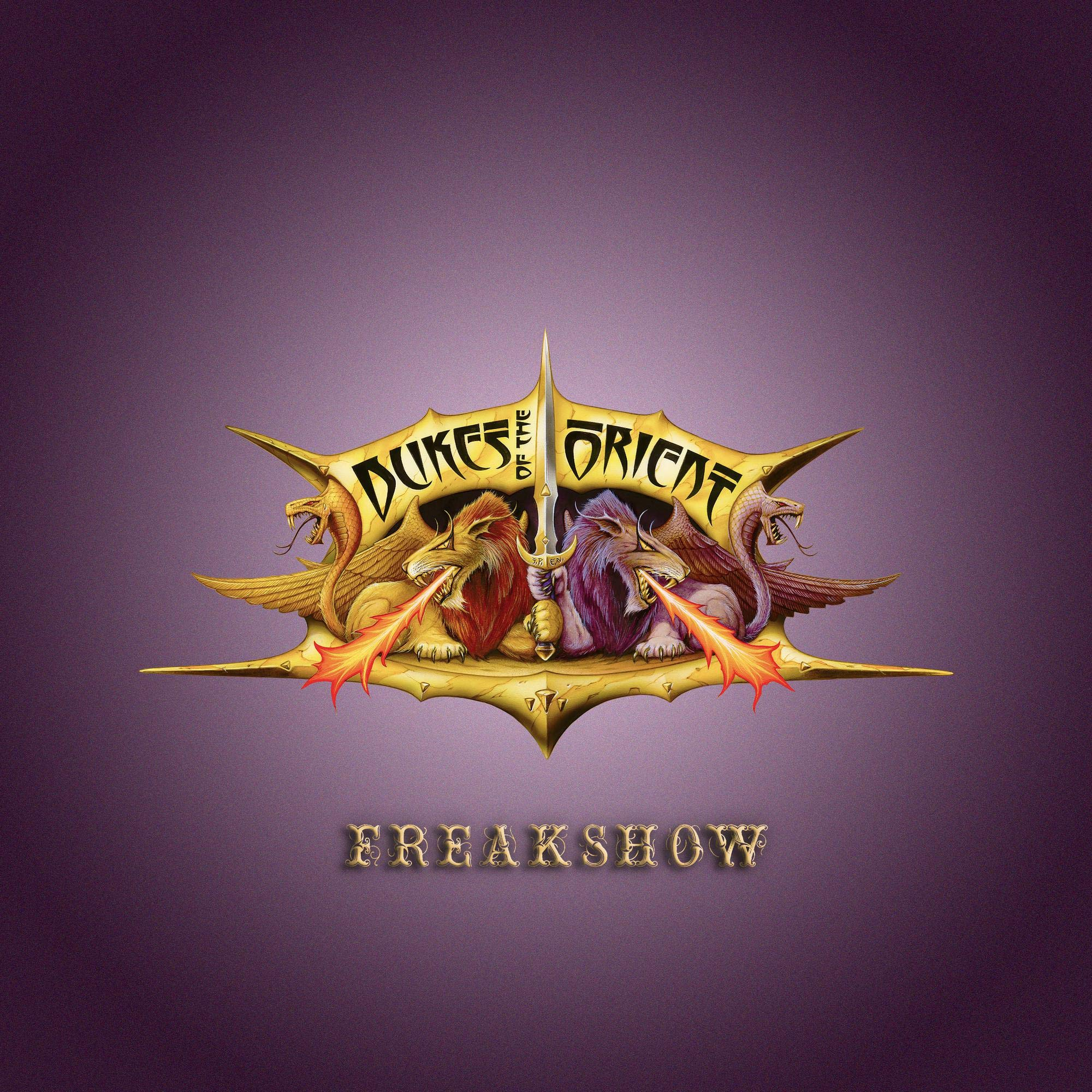 Dukes Of The Orient – Freakshow (2020) [FLAC]