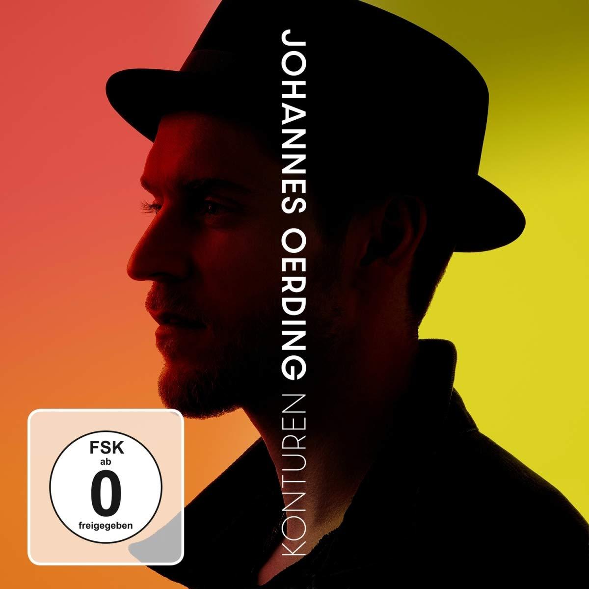 Johannes Oerding - Konturen (2019) [FLAC] Download