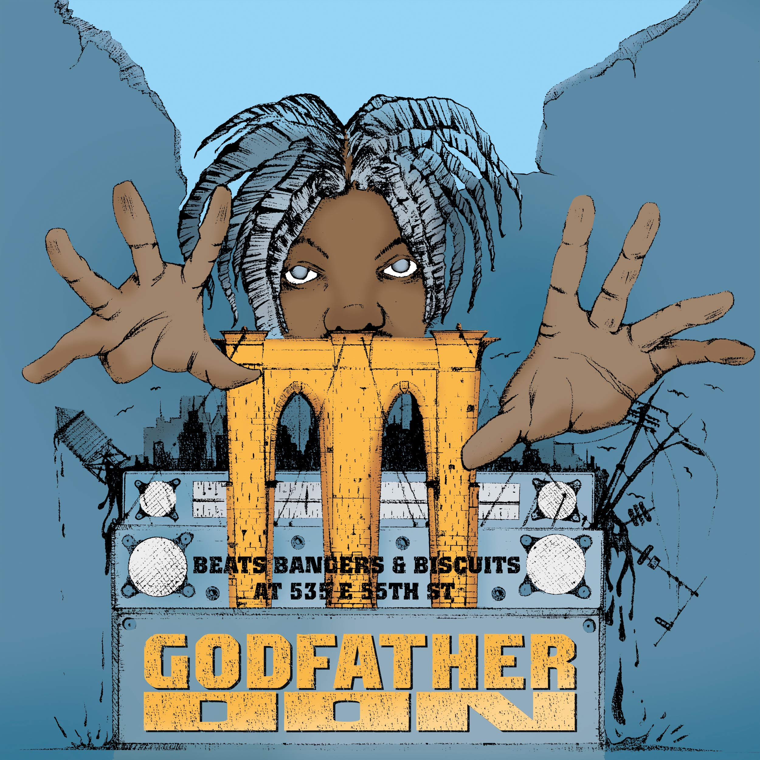Godfather Don - Beats, Bangers & Biscuits At 535 E 55th St (2020) [FLAC] Download
