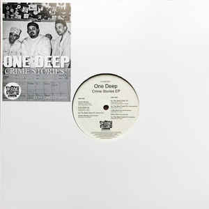 One Deep - Crime Stories EP (2020) [FLAC] Download
