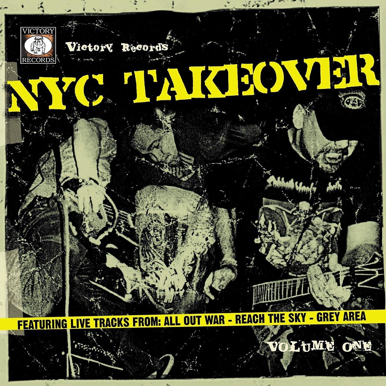 VA - NYC Takeover Vol 1 (2000) [FLAC] Download