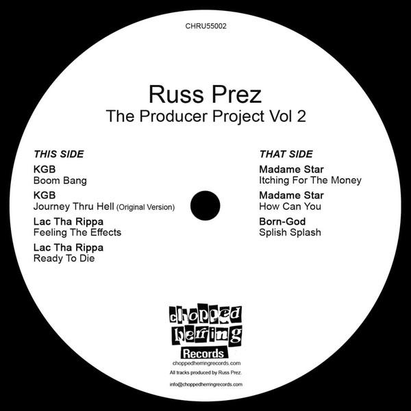 VA – Russ Prez-The Producer Project Vol. 2 (2020) [FLAC]