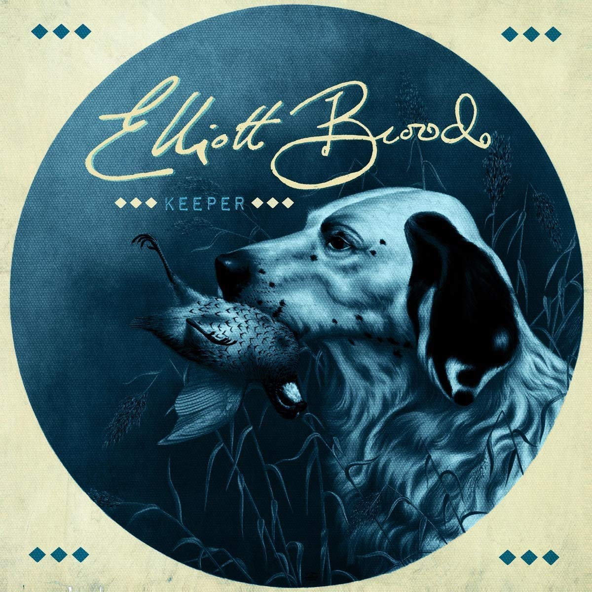 Elliott Brood - Keeper (2020) [FLAC] Download