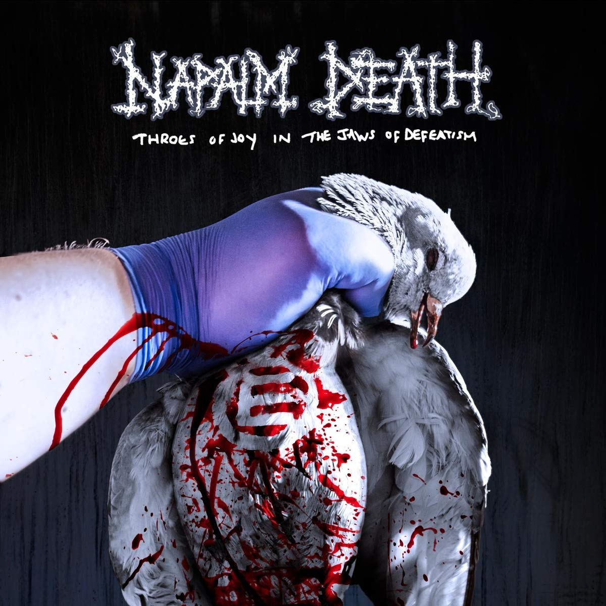 Napalm Death - Throes Of Joy In The Jaws Of Defeatism (2020) [FLAC] Download