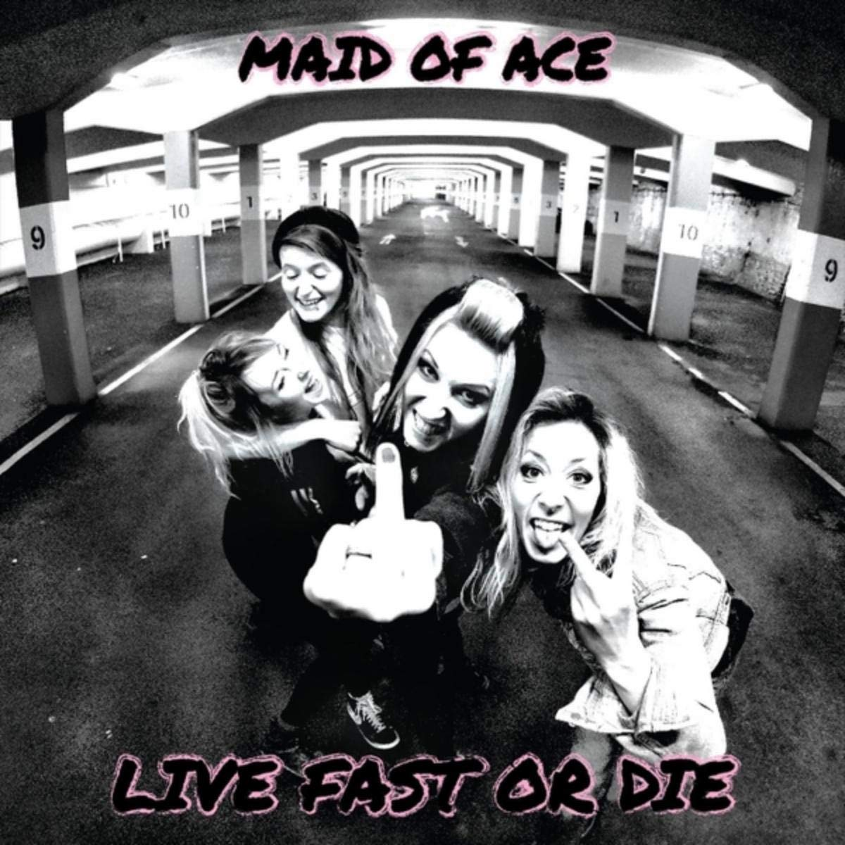 Maid Of Ace - Live Fast Or Die (2020) [FLAC] Download