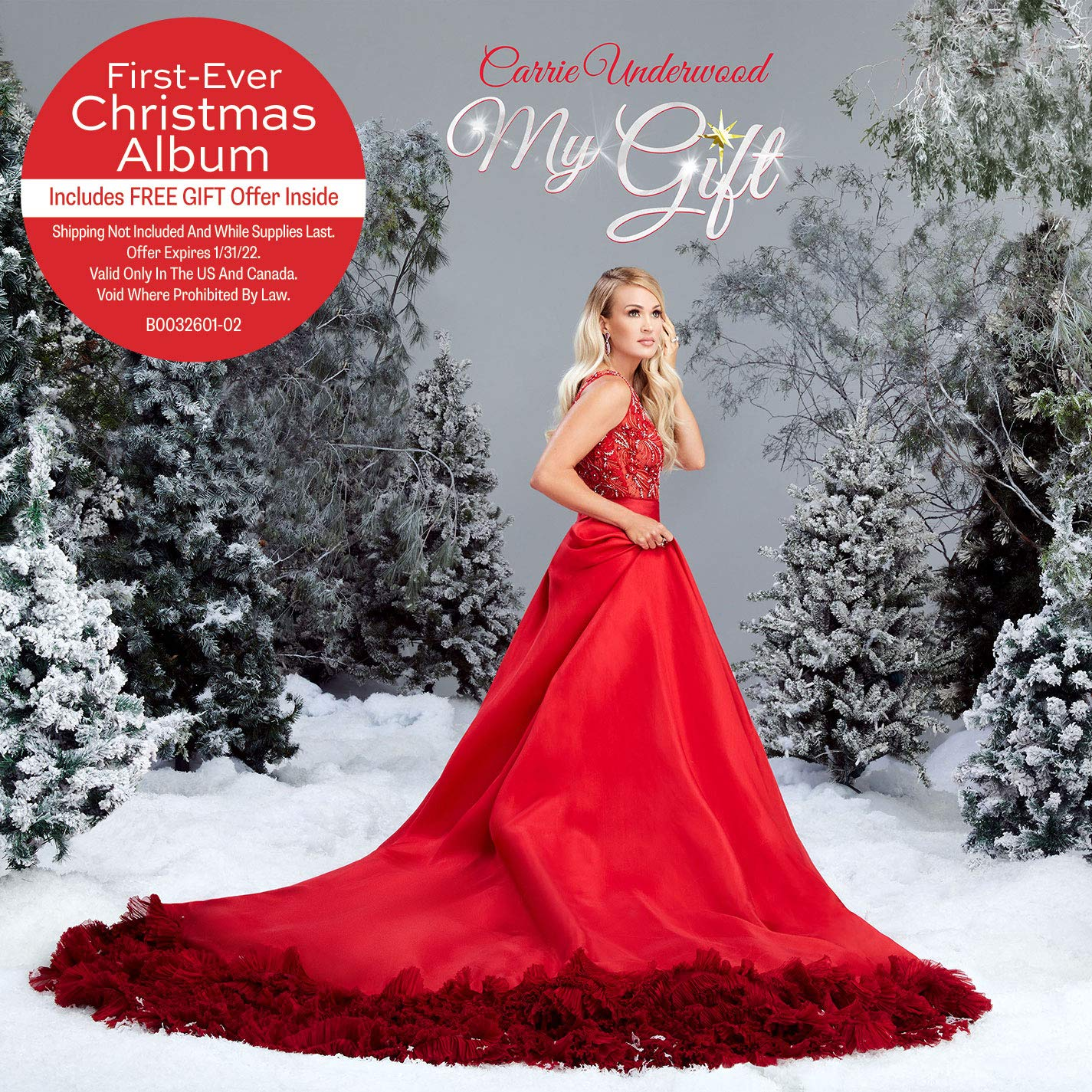 Carrie Underwood – My Gift (2020) [FLAC]