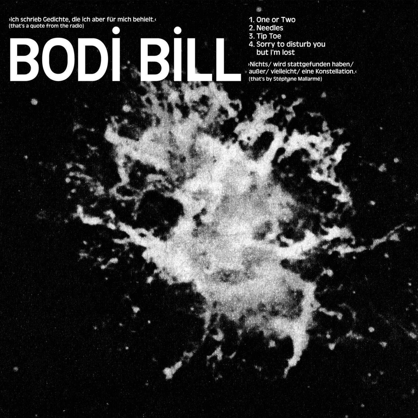 Bodi Bill - Next Time (2008) [FLAC] Download