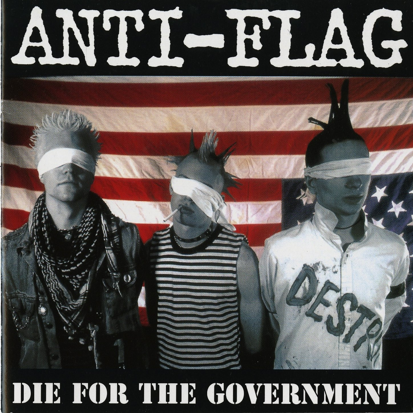 Anti Flag – Die For The Government (1997) [FLAC]