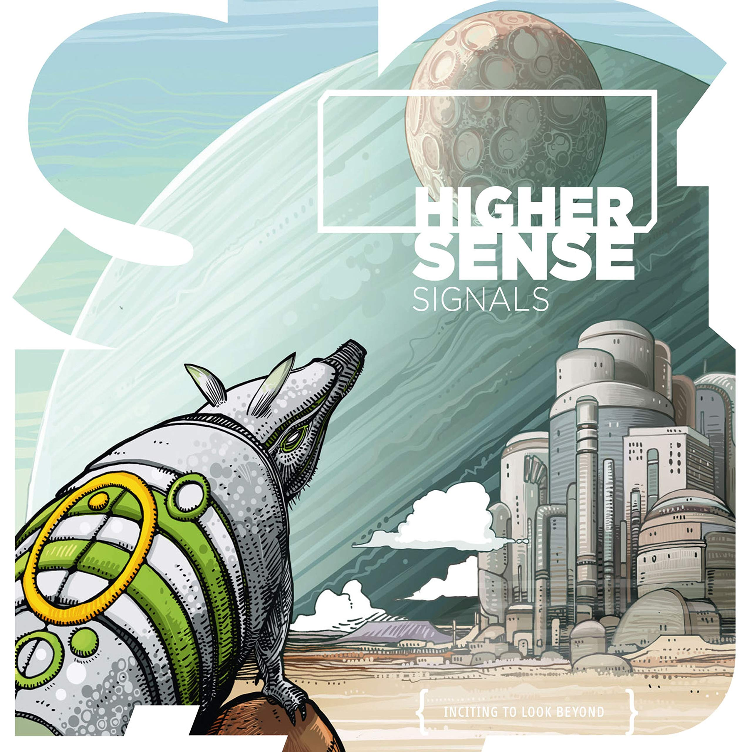 Highersense – Signals (2020) [FLAC]