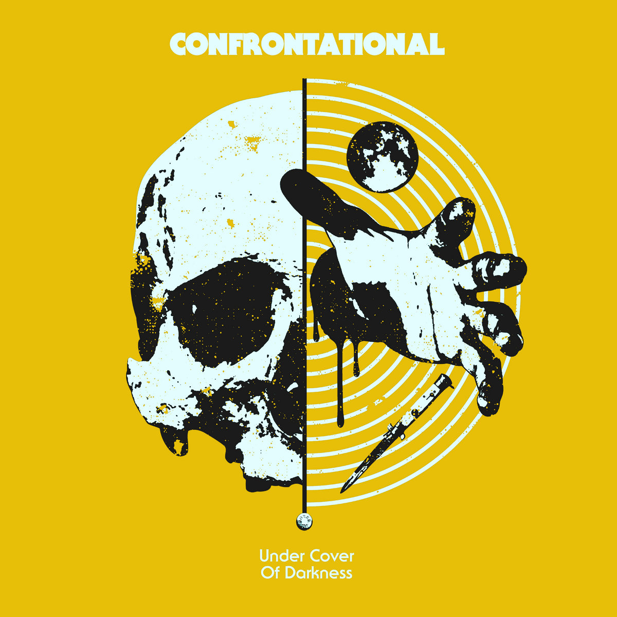 Confrontational – Under  Cover Of Darkness (2020) [FLAC]