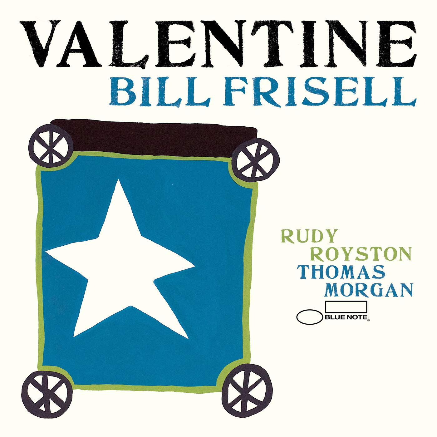 Bill Frisell - Valentine (2020) [FLAC] Download