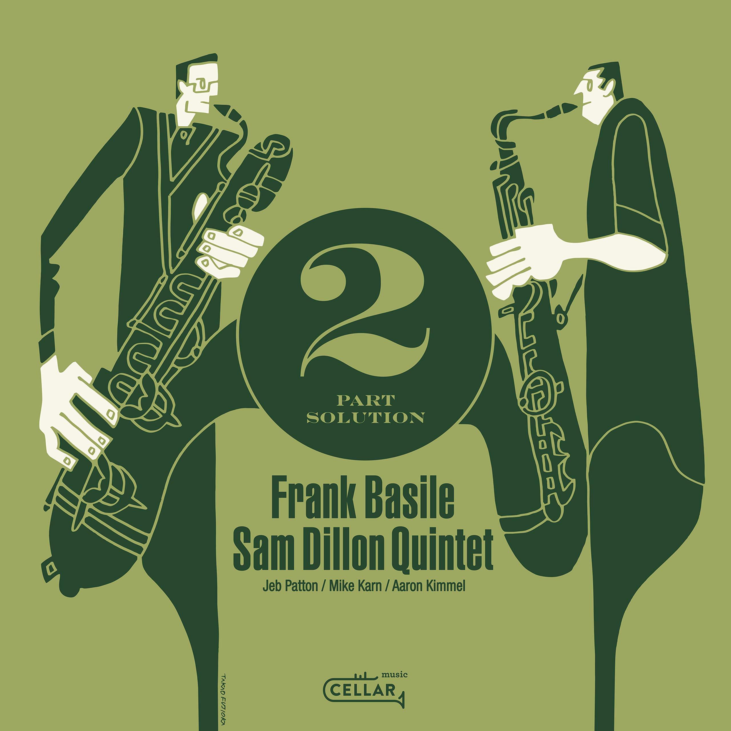 Frank Basile Sam Dillon Quintet - Two Part Solution (2020) [FLAC] Download
