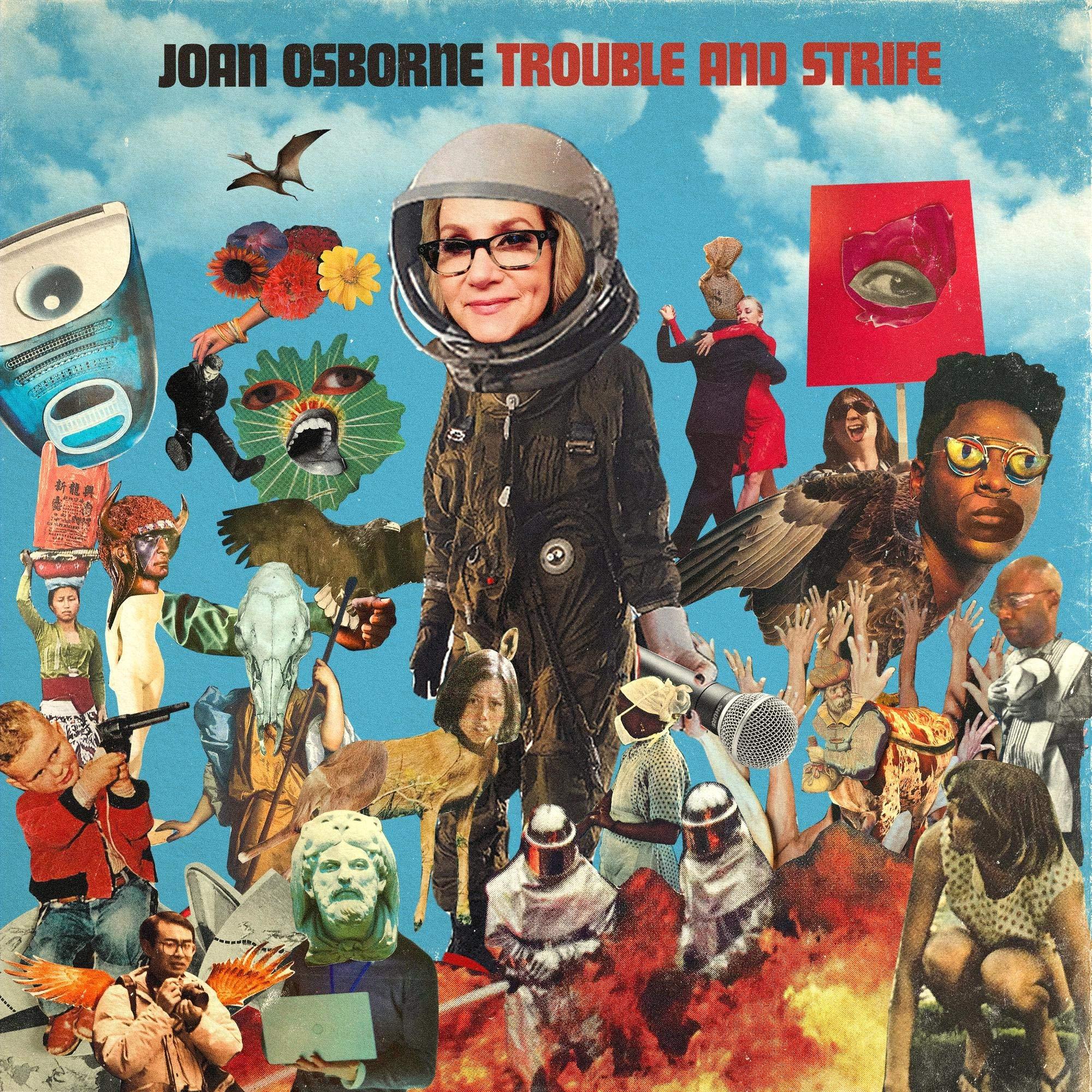 Joan Osborne - Trouble & Strife (2020) [FLAC] Download