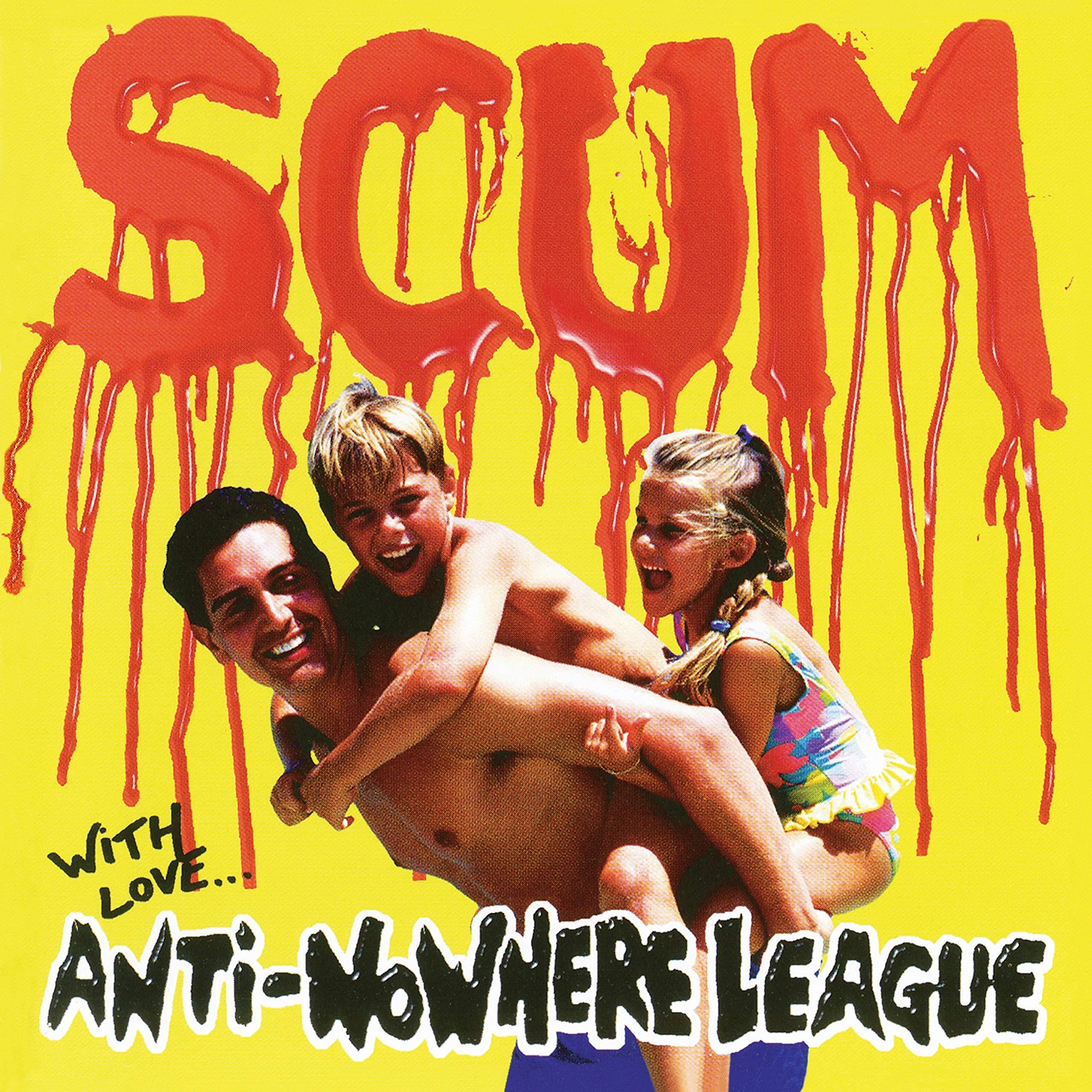 Anti Nowhere League – Scum (1998) [FLAC]
