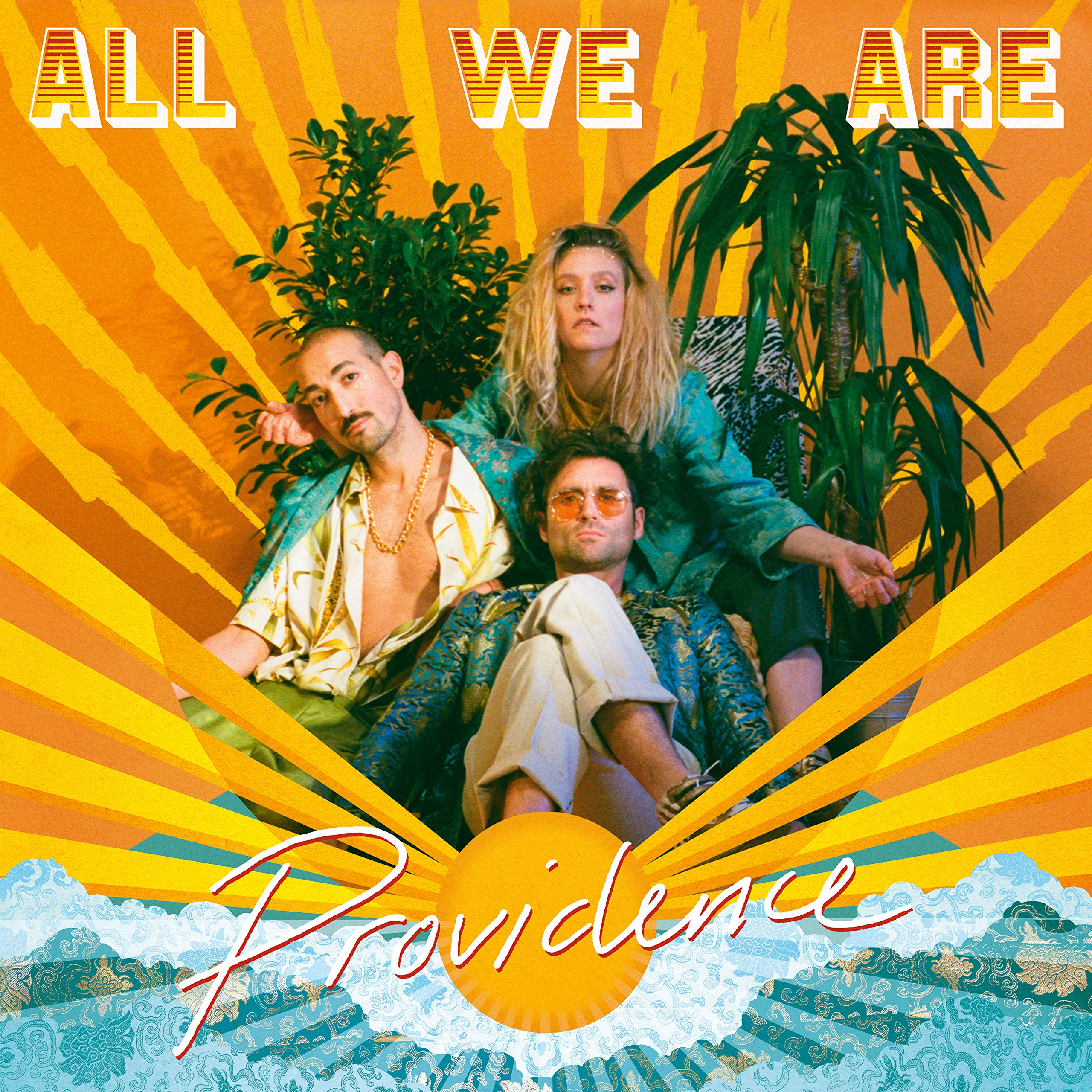 All We Are - Providence (2020) [FLAC] Download