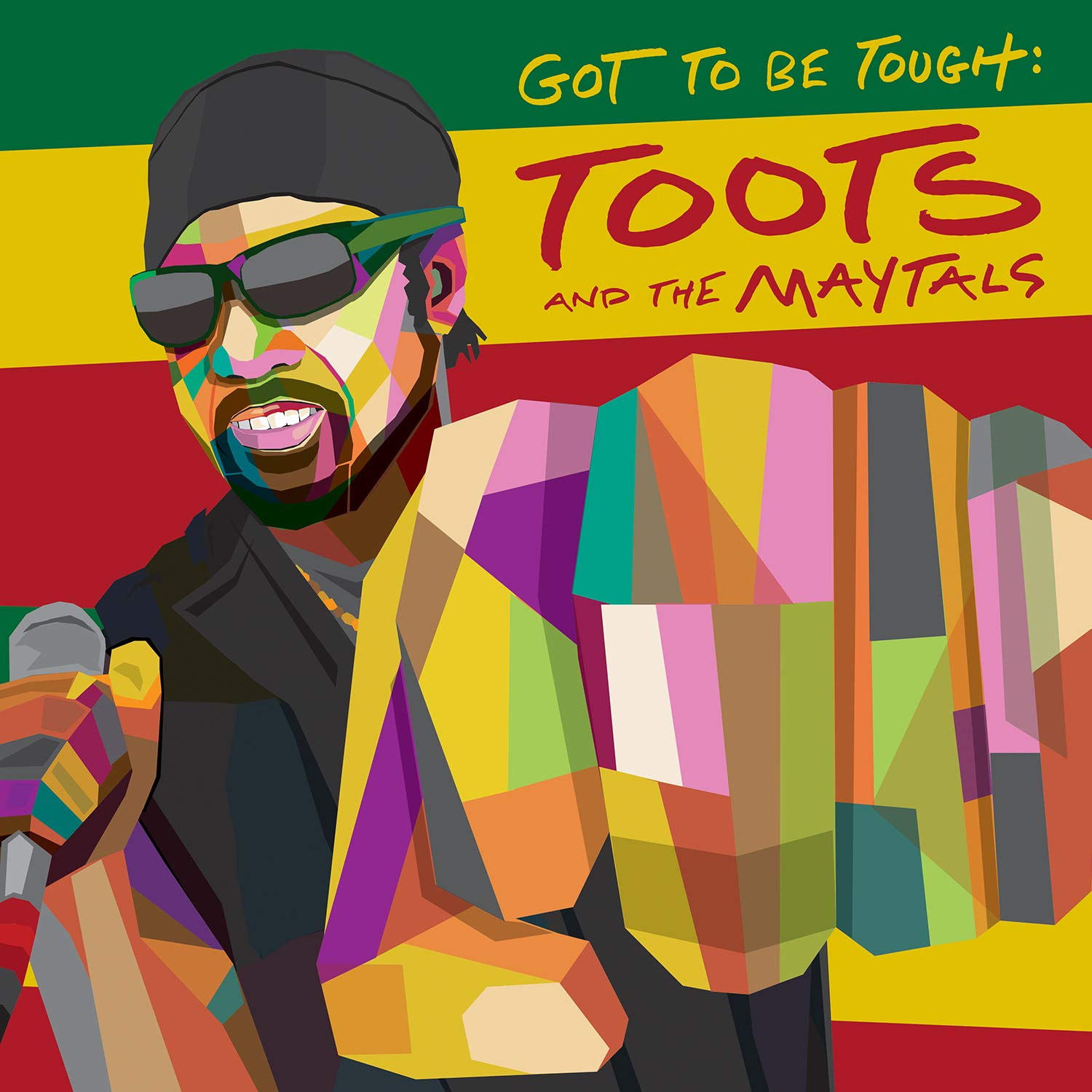 Toots and The Maytals - Got To Be Tough (2020) [FLAC] Download