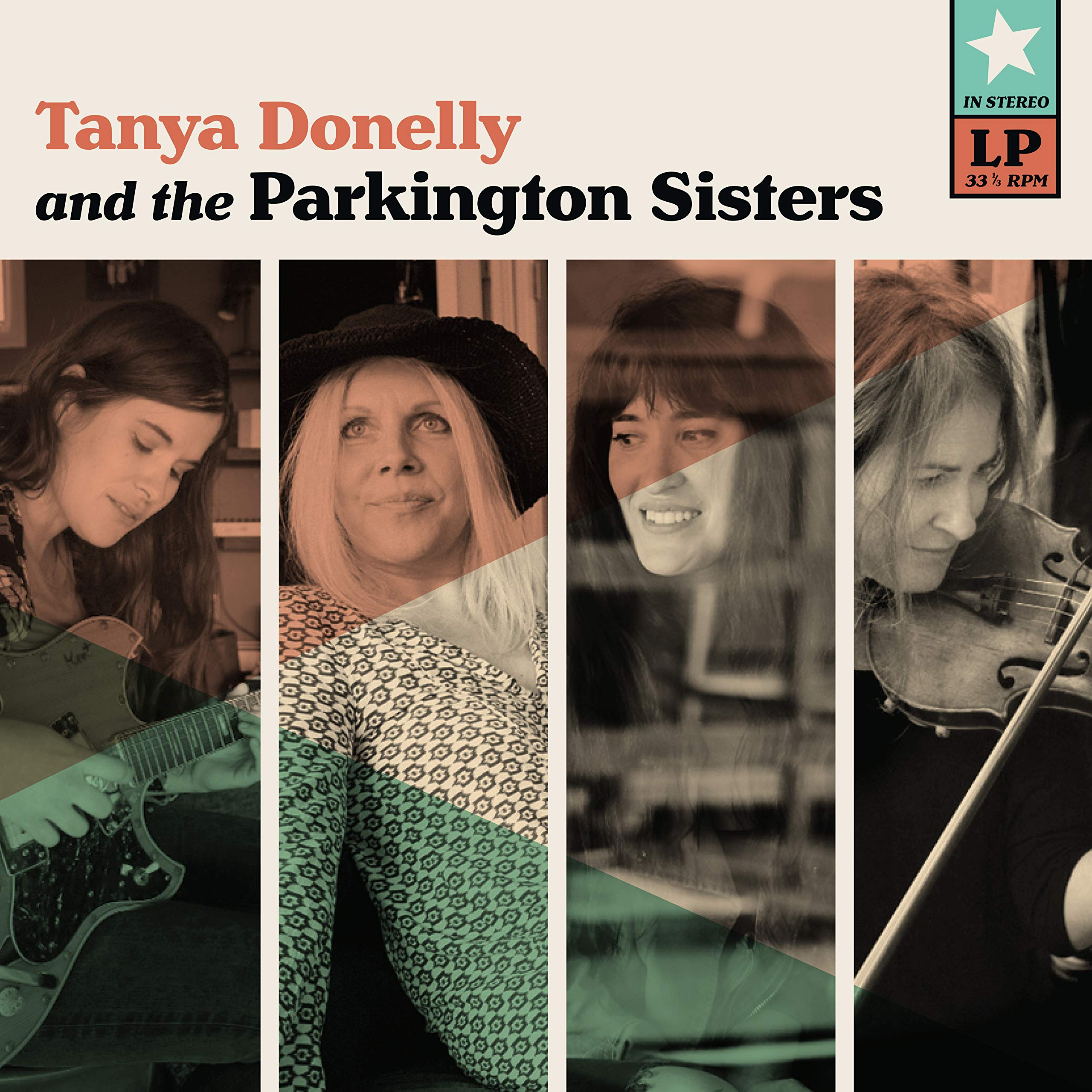 Tanya Donelly and the Parkington Sisters - Tanya Donelly and the Parkington Sisters (2020) [FLAC] Download
