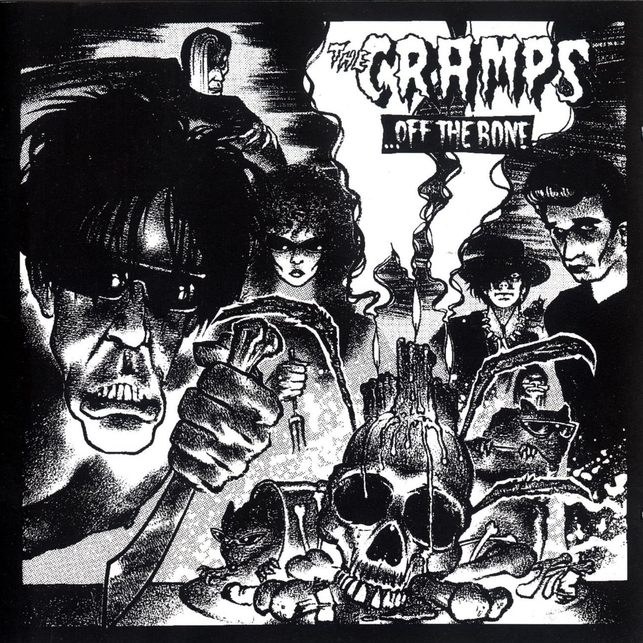 The Cramps – …Off The Bone (1984) [FLAC]