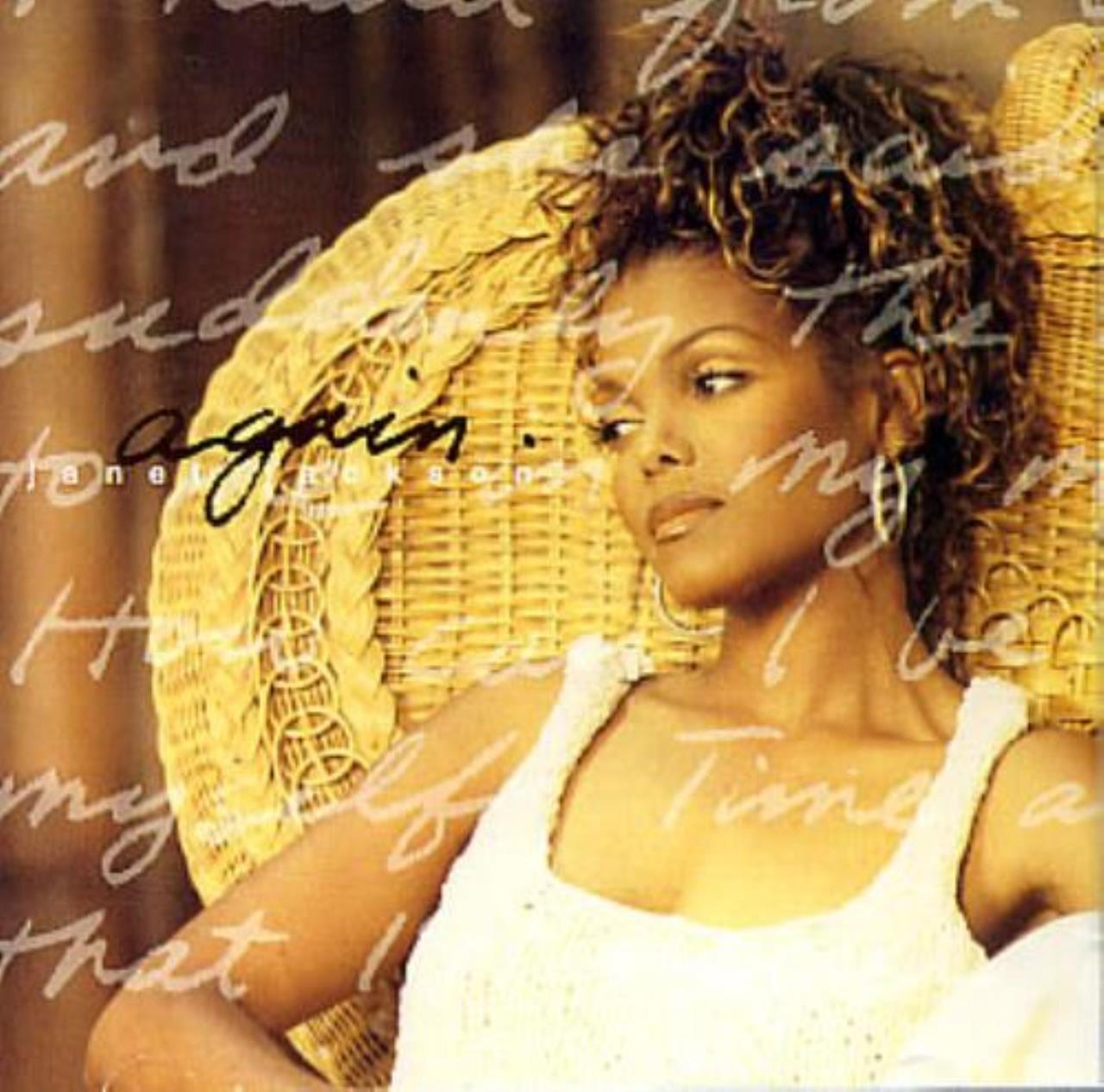 Janet Jackson - Again (1993) [FLAC] Download