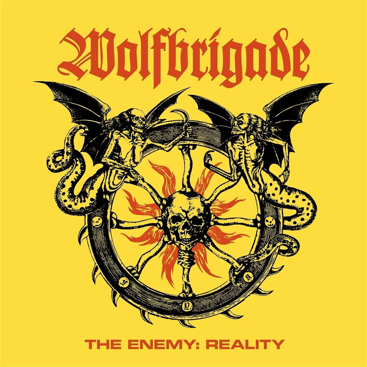 Wolfbrigade – The Enemy: Reality (2019) [FLAC]