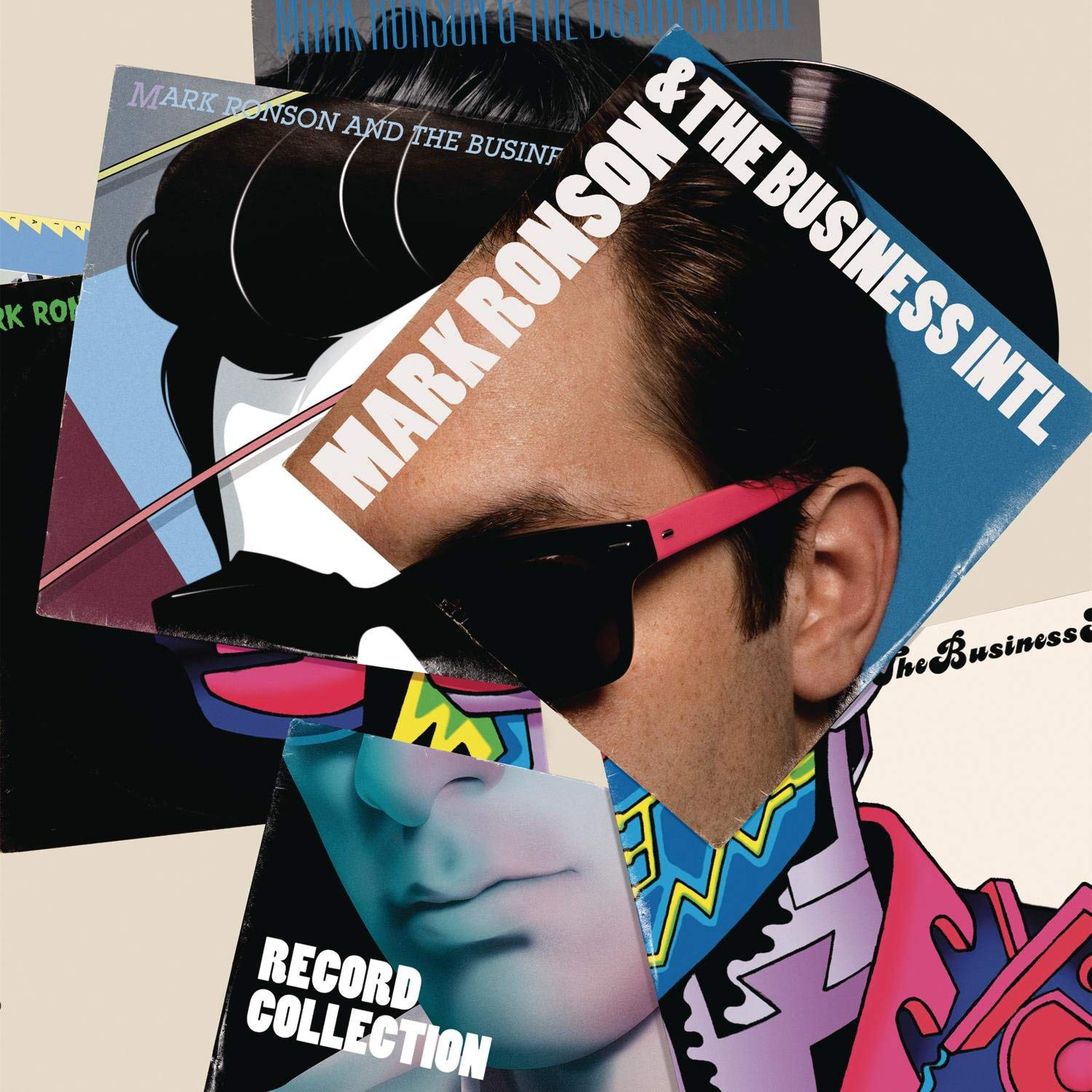Mark Ronson & The Business Intl - Record Collection (2010) [FLAC] Download