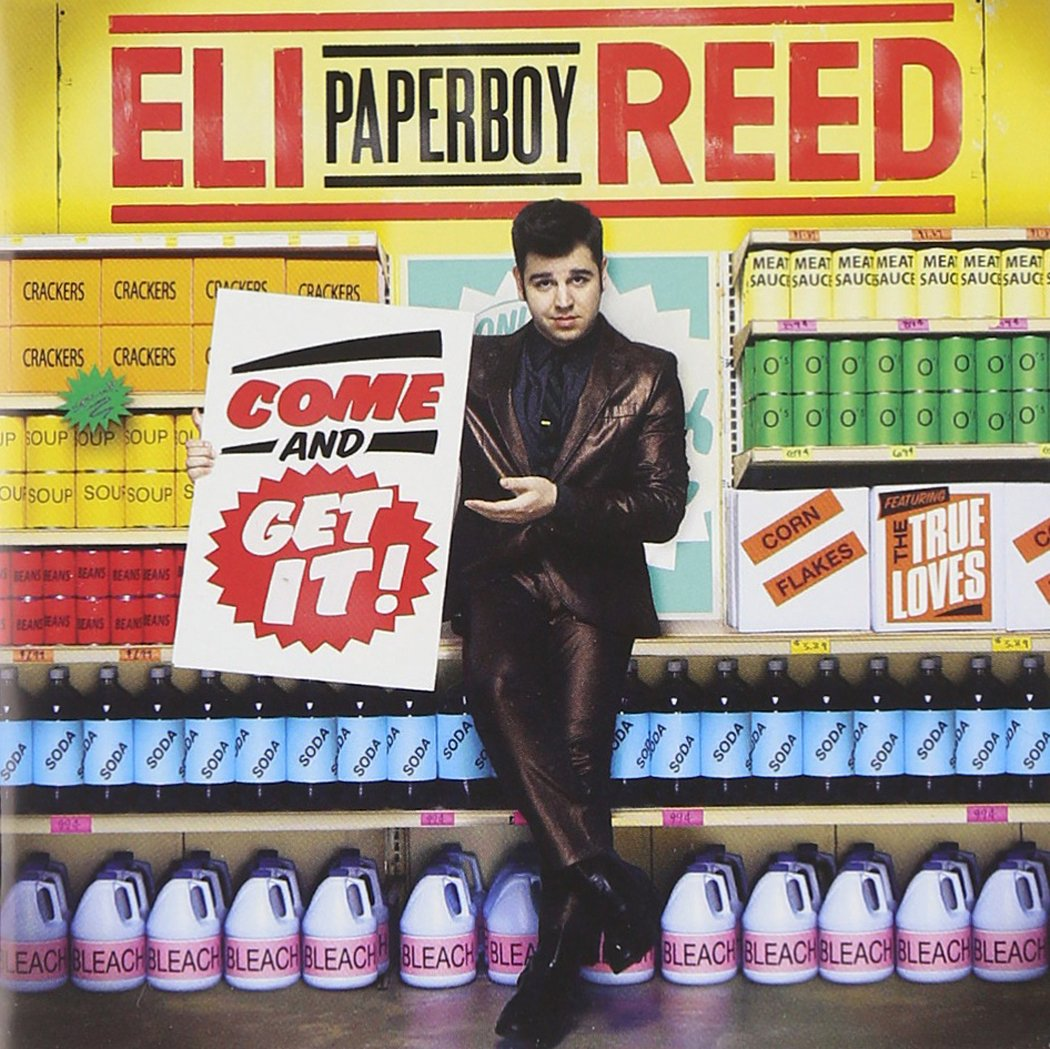 Eli Paperboy Reed - Come And Get It (2010) [FLAC] Download