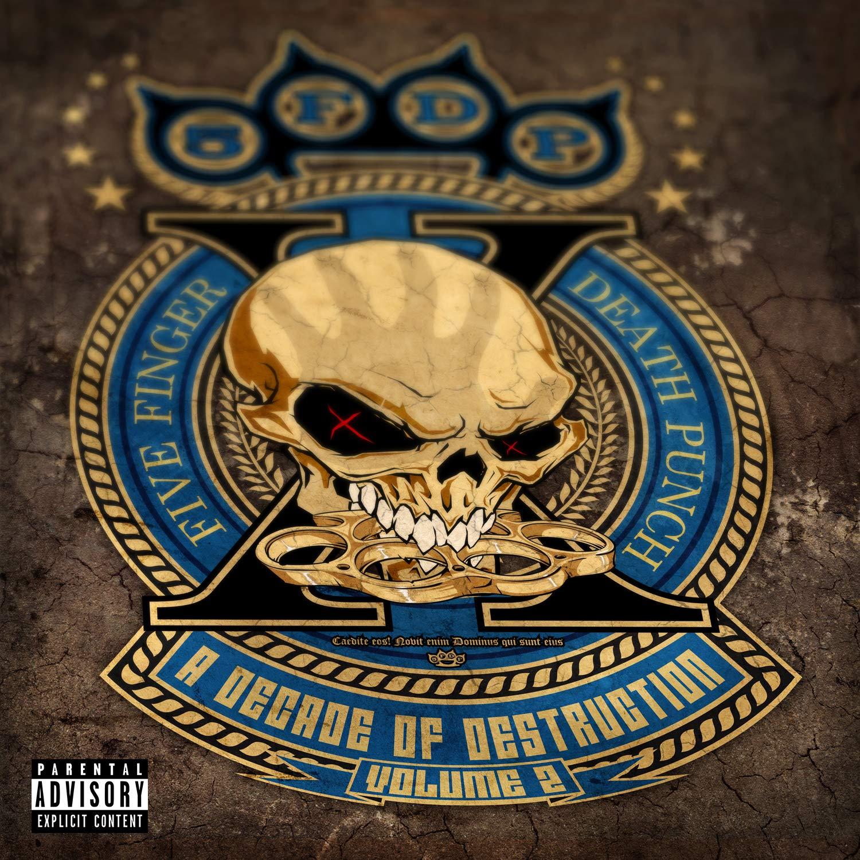 Five Finger Death Punch – A Decade Of Destruction Volume 2 (2020) [FLAC]