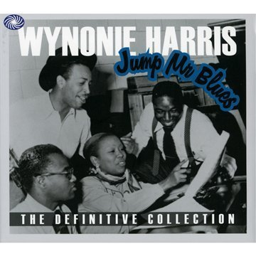 Wynonie Harris – Jump Mr Blues: The Definitive Collection (2011) [FLAC]