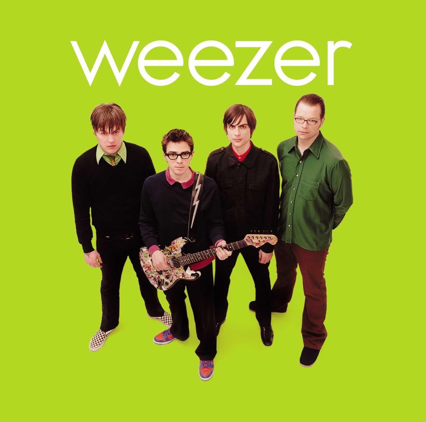 Weezer – Weezer Green Album (2001) [FLAC]