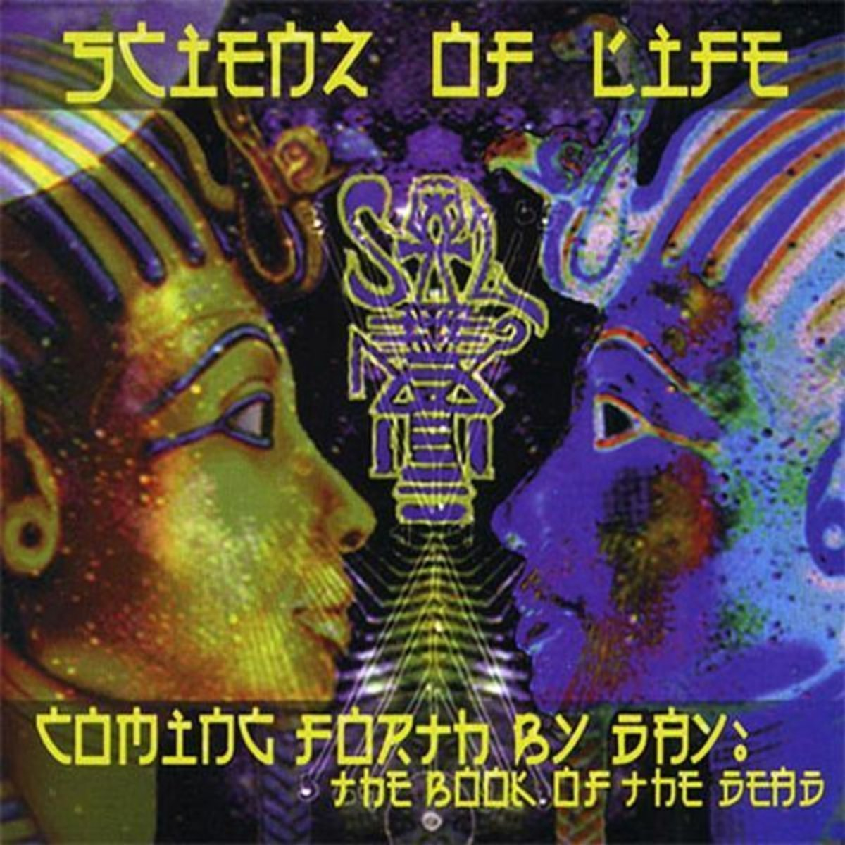 Scienz Of Life - Coming Forth By Day The Book Of The Dead (2000) [FLAC] Download