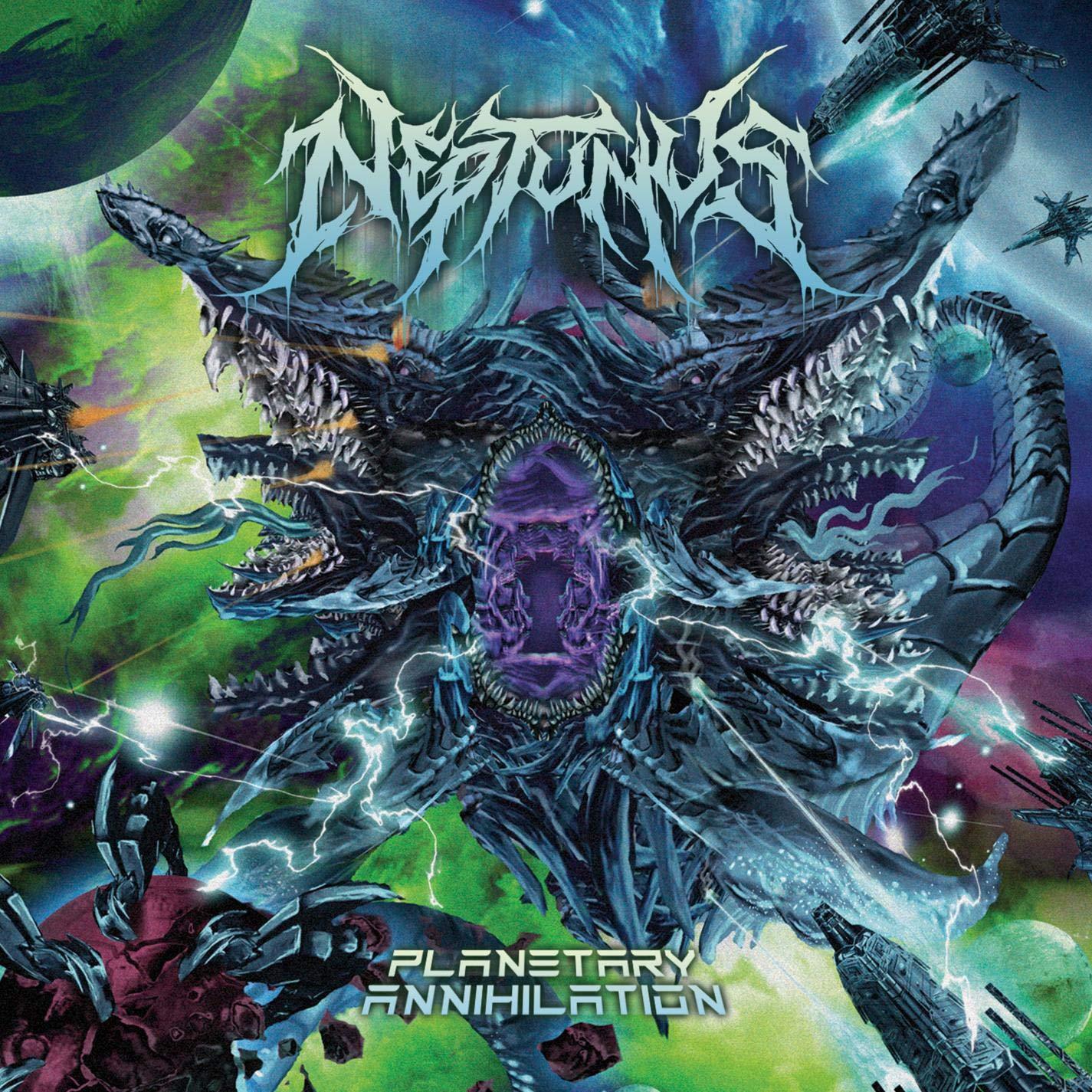 Neptunus – Planetary Annihilation (2020) [FLAC]