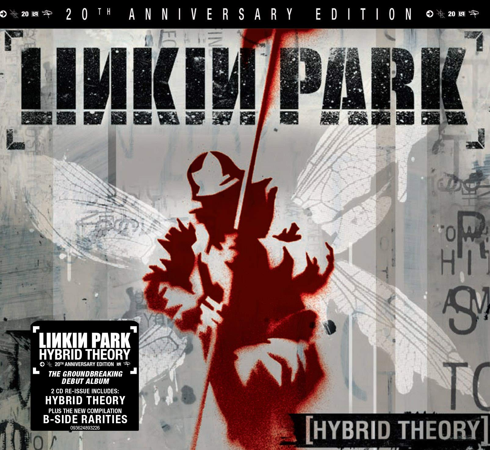 LINKIN PARK – Hybrid Theory (20Th Anniversary Edition) (2020) [FLAC]